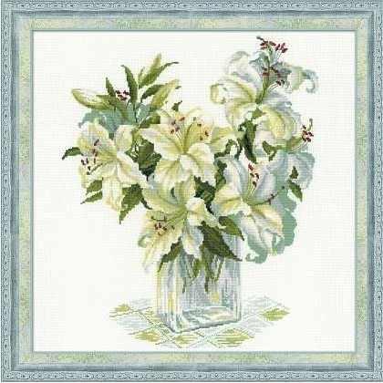 """1169 """"Белые лилии"""""""