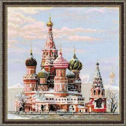 """1260 """"Москва. Собор Василия Блаженного"""""""