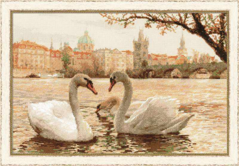 1364 Лебеди. Прага
