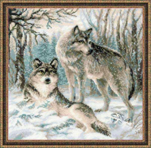 """1393 """"Волчья пара"""""""