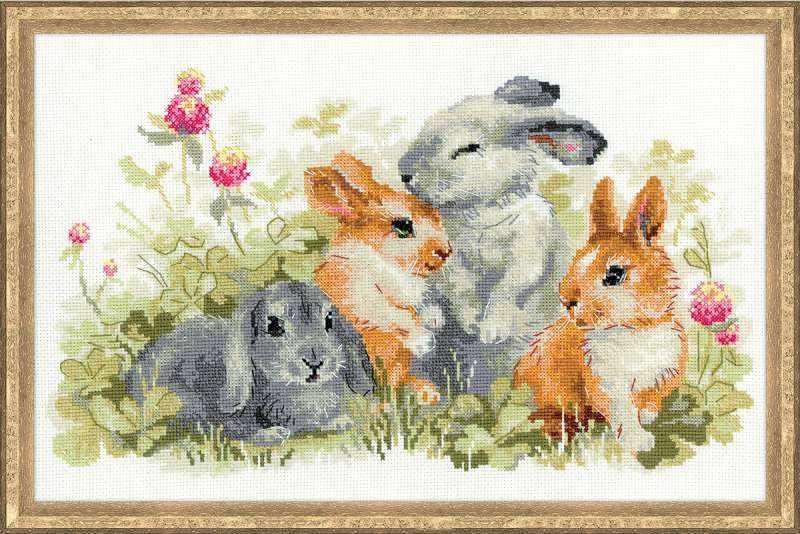 "1416 ""Забавные крольчата"""