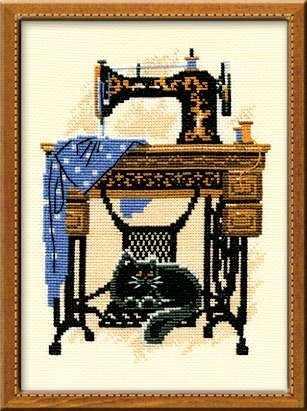 857 «Швейная машинка»