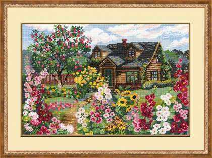 978 «Цветущий сад»