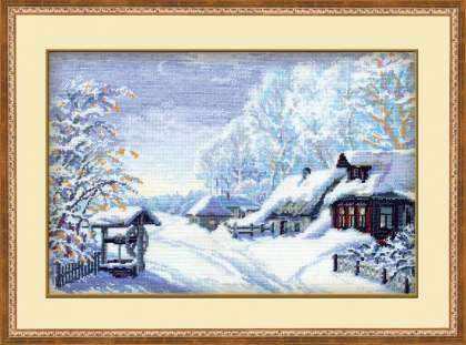 989 «Русская зима»