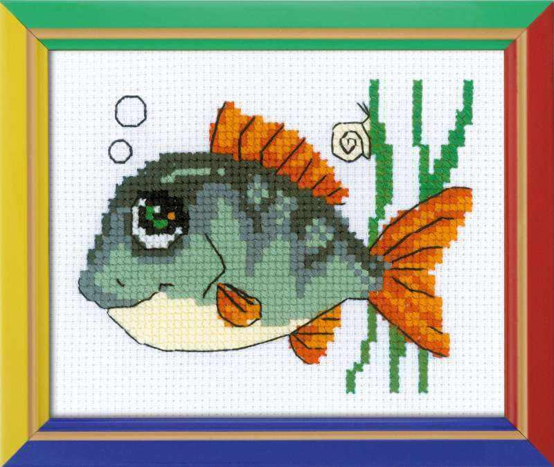 """НВ139 """"Рыбка с улыбкой"""""""