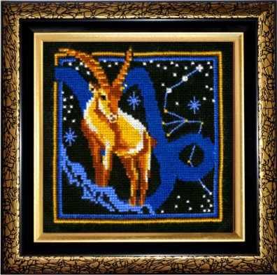 З-12 Знаки зодиака. Козерог