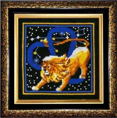 З-13 Знаки зодиака. Лев