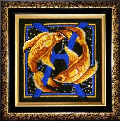З-16 Знаки зодиака. Рыбы