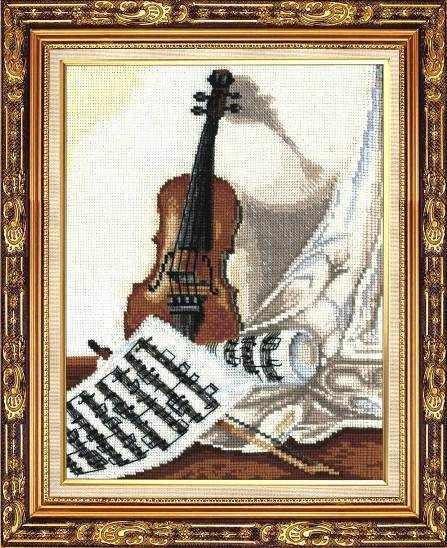 М-22 Мелодия для скрипки