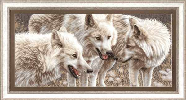 "М-126 ""Белые волки"" - чм"