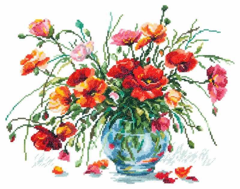 40-39 Маков цвет