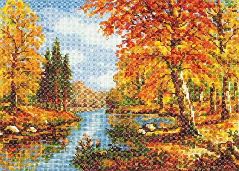 45-02 Золотая осень