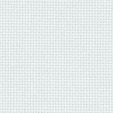 Канва Zweigart 3770 Davosa (100% хлопок) цвет1-белый  шир140 18ct-71кл/10см
