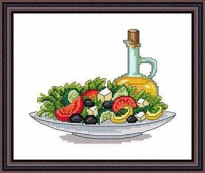 ВИ-002 (Греческий салат)