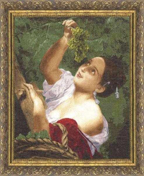 МК-009 Итальянский полдень. Музейная коллекция