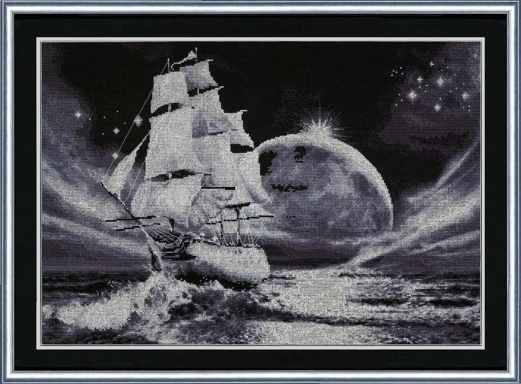 ММ-012 Лунный путь. Морские мотивы