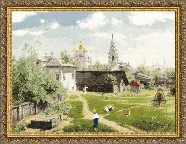 ПФ-010 Московский дворик. Профессионал