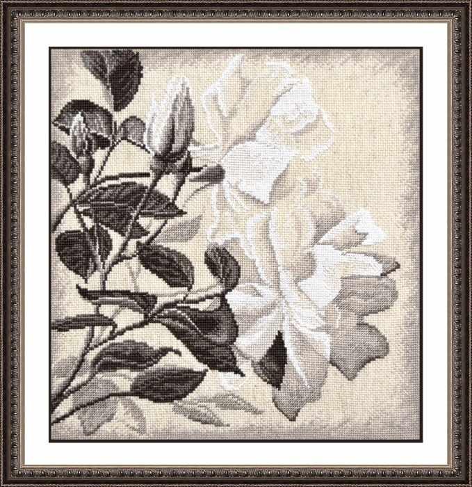 639 Винтажные розы