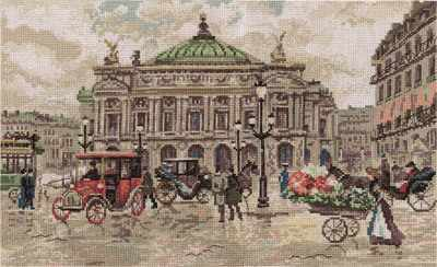 """GM-1481 """"Париж. Гранд Опера"""""""