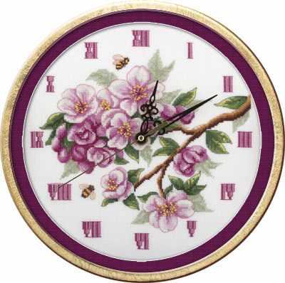 """CH-1579 """"Часы.Цветут сады"""""""