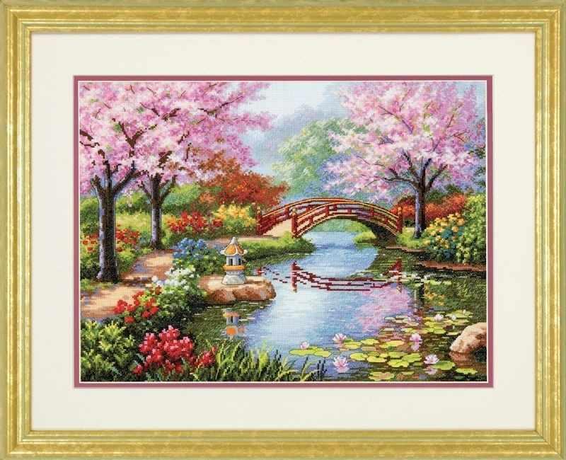 35313-70 DMS  Japanese Garden