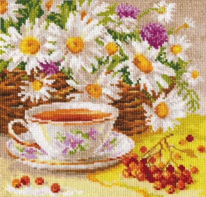 5-13 Полуденный чай