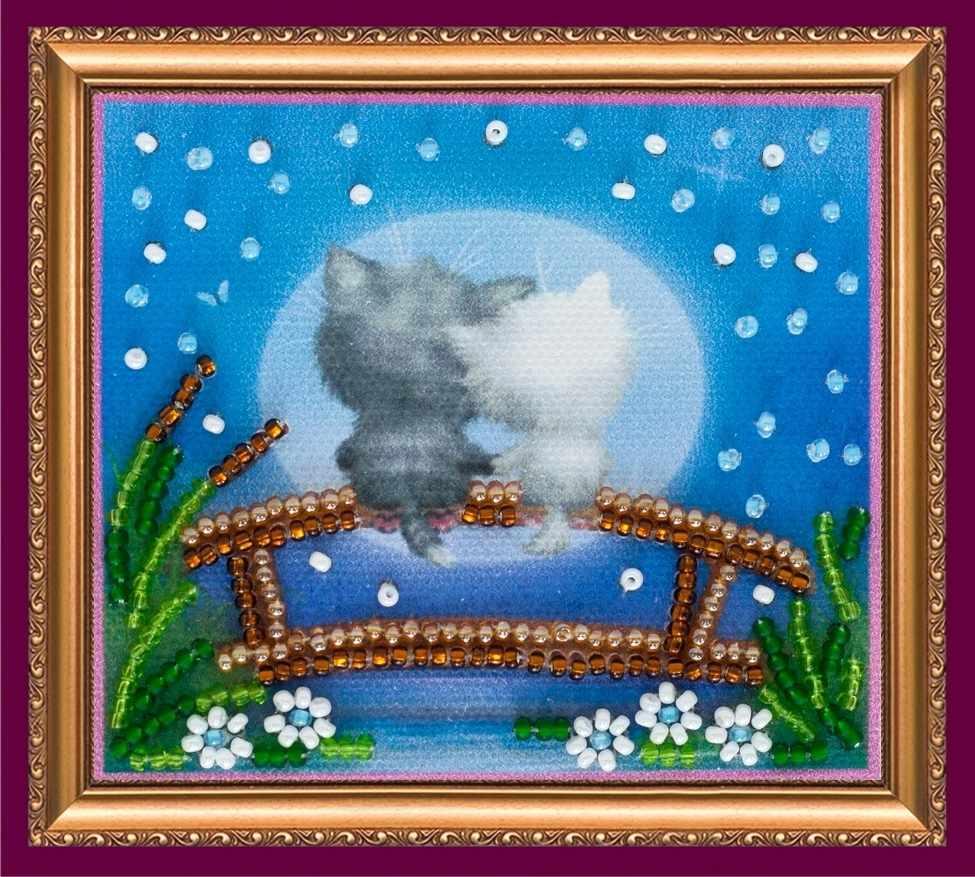 """АМА-090 """"Лунные коты"""" набор-магнит"""