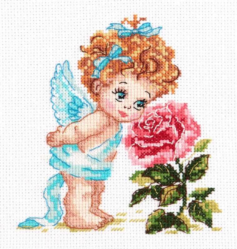 35-09 Ангел нашего счастья
