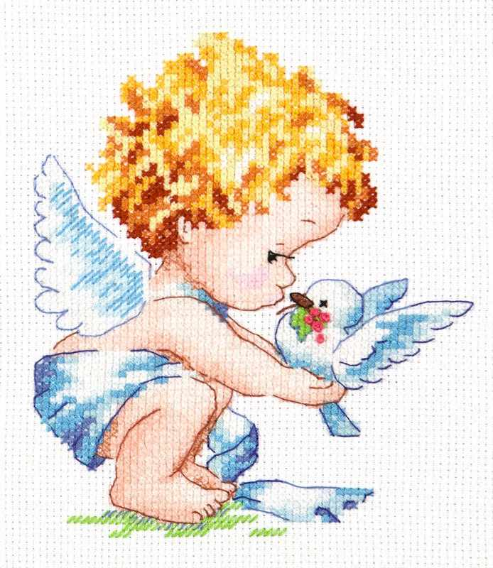 35-13 Светлый Ангел!
