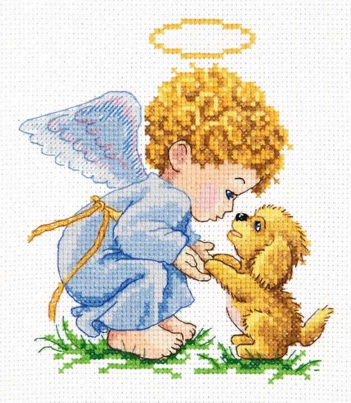 35-14 Мой добрый ангел!