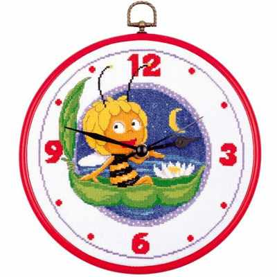 PN-0150132 Maya at Night Clock