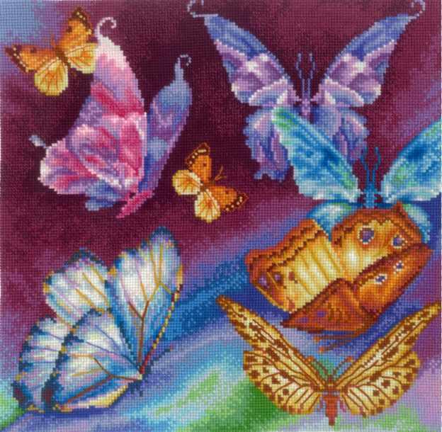 Р-11 Радужные бабочки