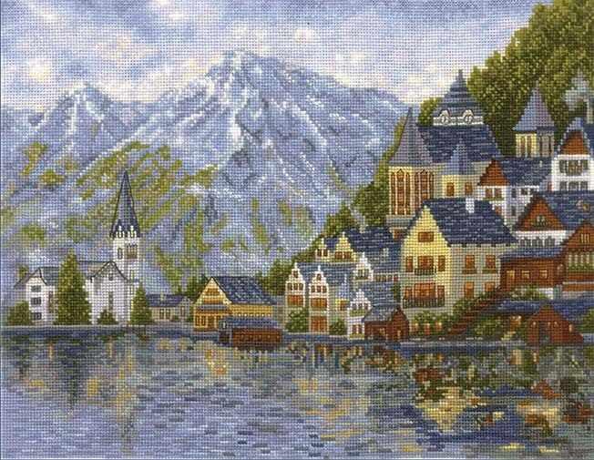 Ж-03 Женевское озеро