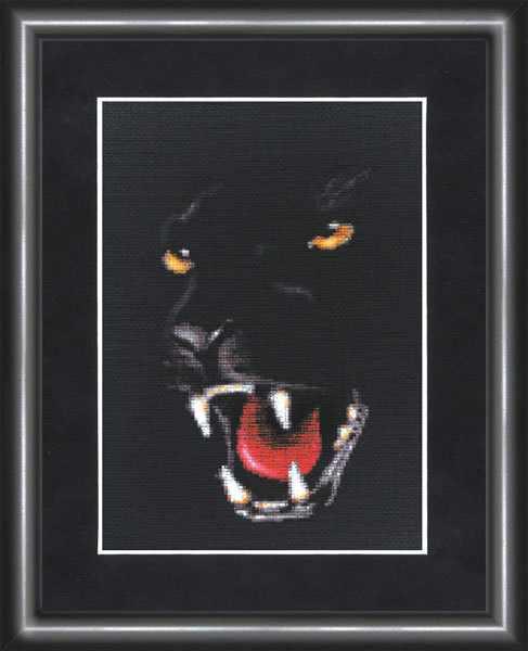 НС-003 Пантера. Ночная саванна