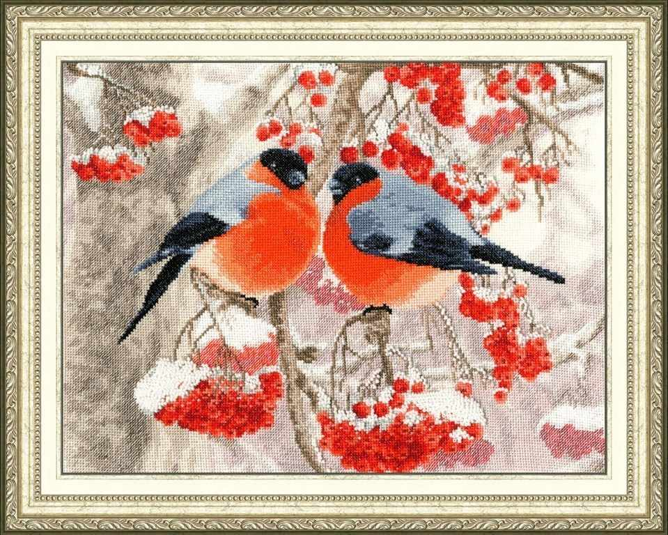 РС-018 Снегири. Райский сад