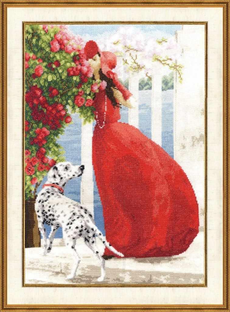 ЧМ-015 Аромат роз. Чудесное мгновение