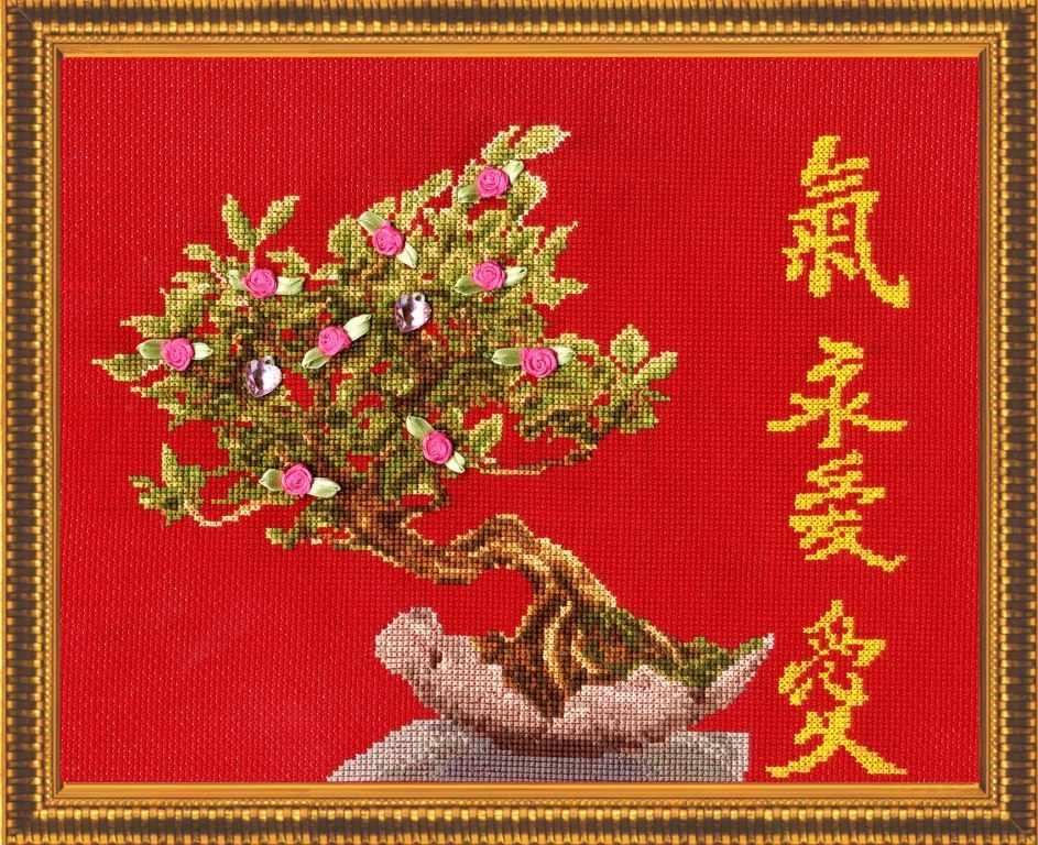 МГ-011 Дерево любви. Магия востока