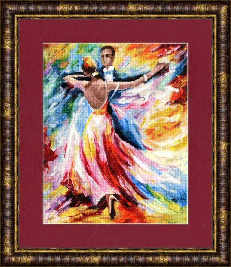 ЧМ-021 Танец любви. Чудесное мгновение