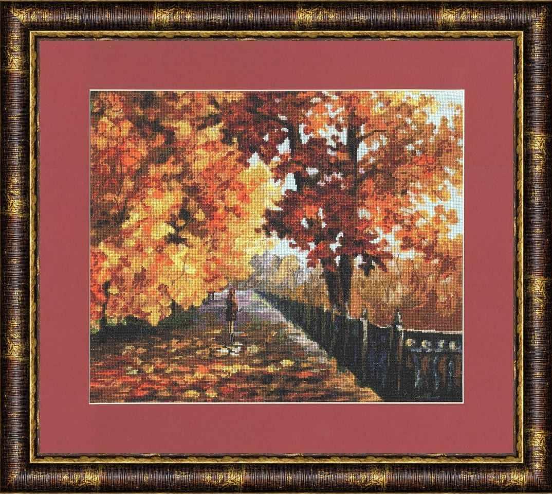 ГМ-015 Блюз падающей листвы. Городские мотивы