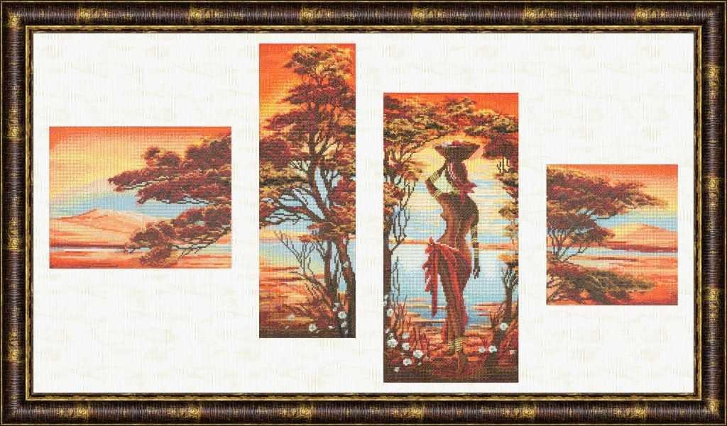 АИ-013 Оранжевая река. Африканские истории