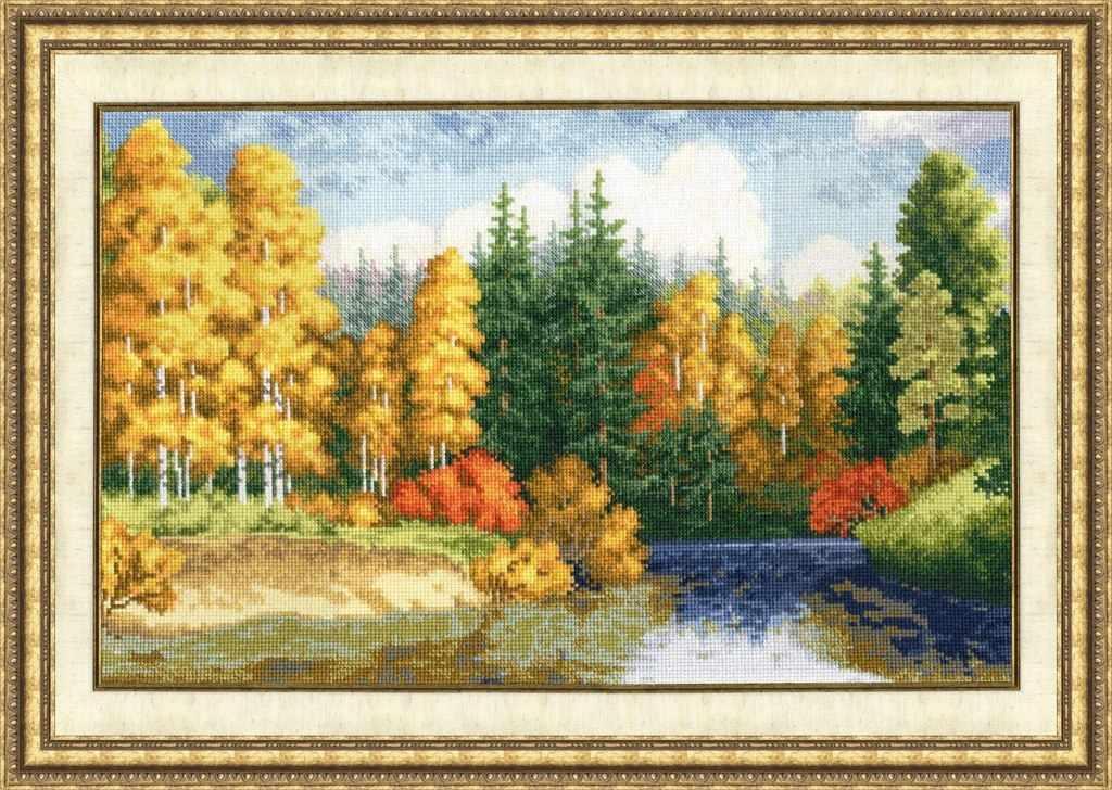 ВМ-016 Золотая осень. Времена года