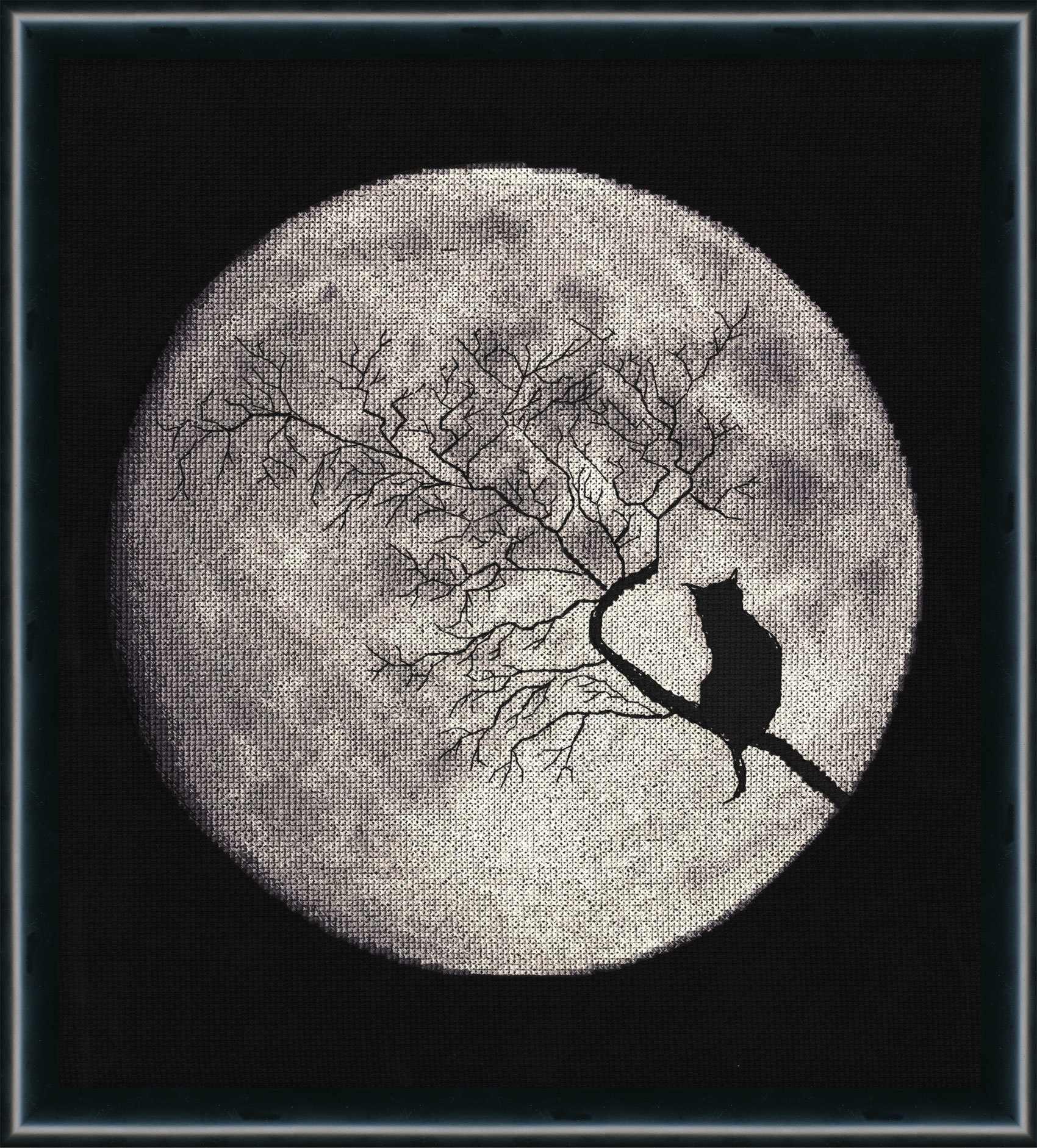 С-009 Лунная соната. Силуэты