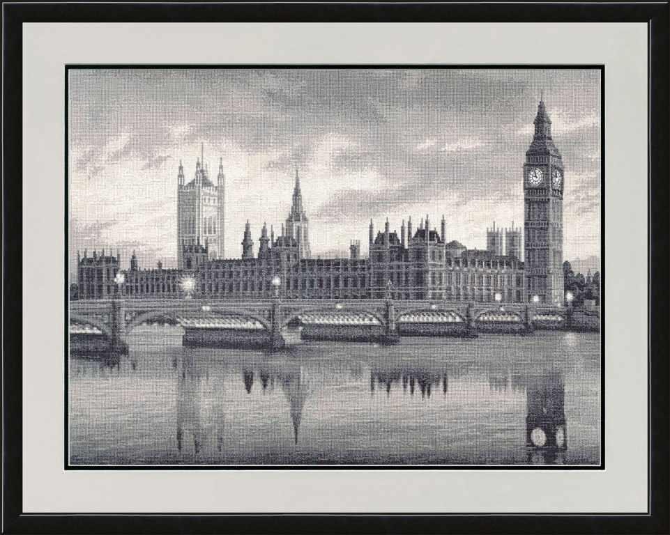 ВС-005 Лондон. Вокруг света