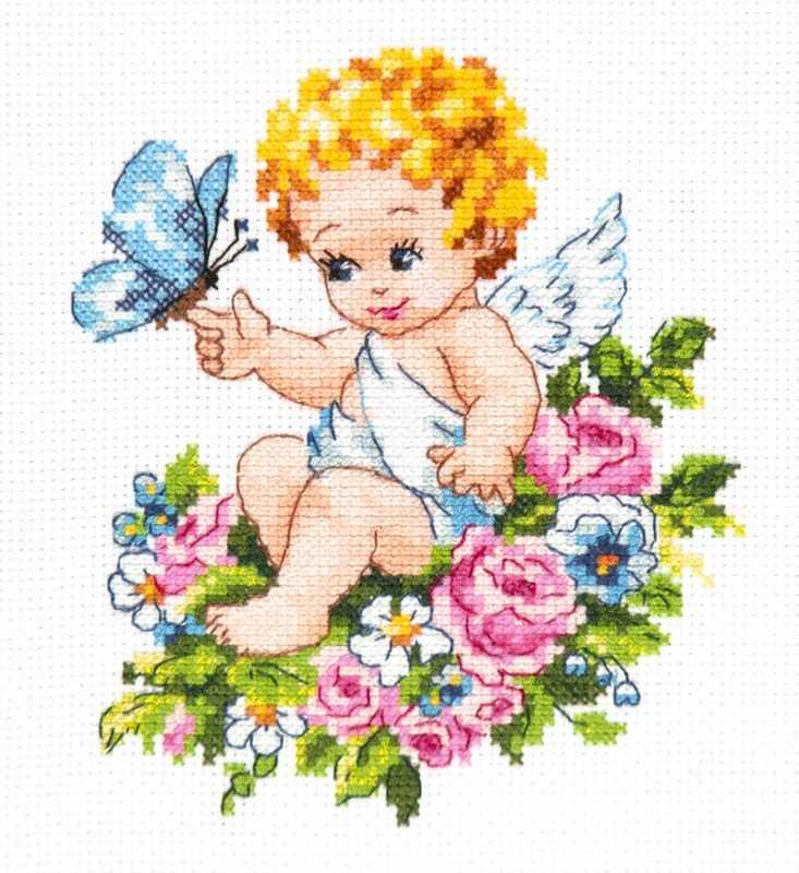 35-19 Ангел нашей любви!