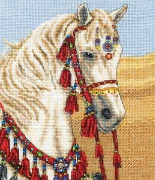PCE0764 Arabian Horse