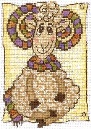 М-31 Модный шарф