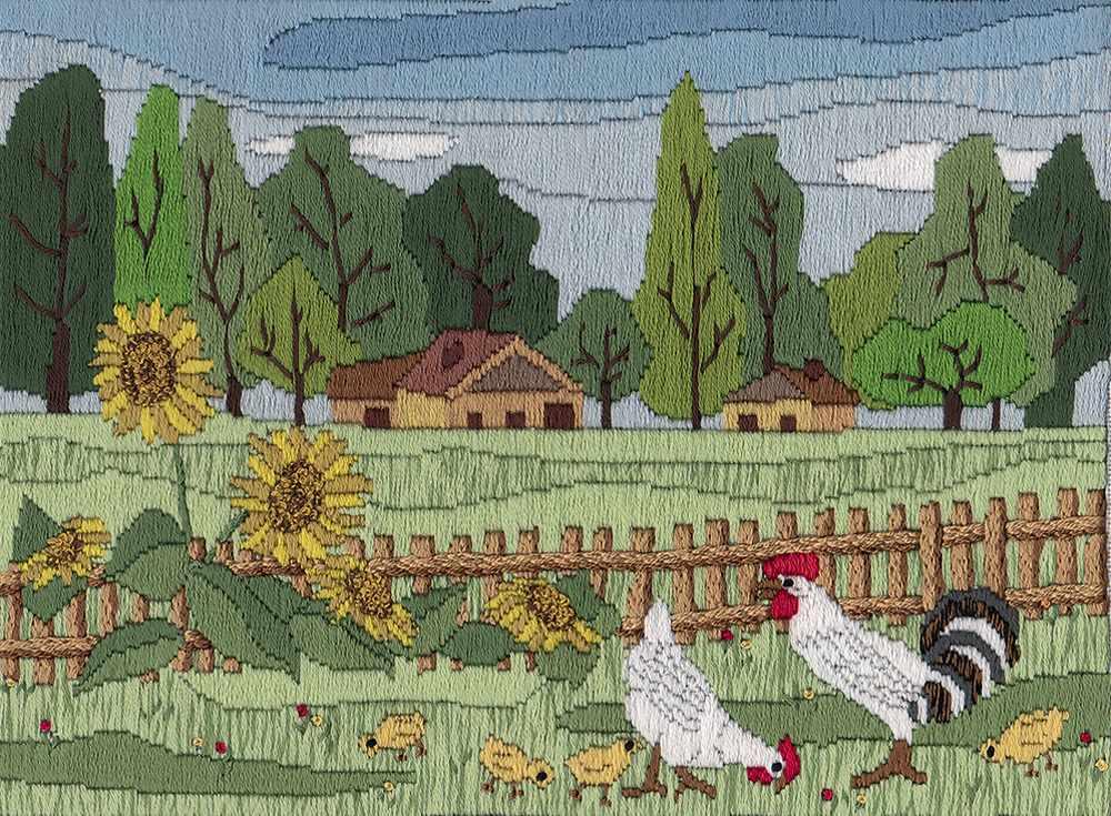 ПС-1346 Деревенское лето