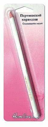 299WHITE Портновский карандаш, растворяемый в воде, белый