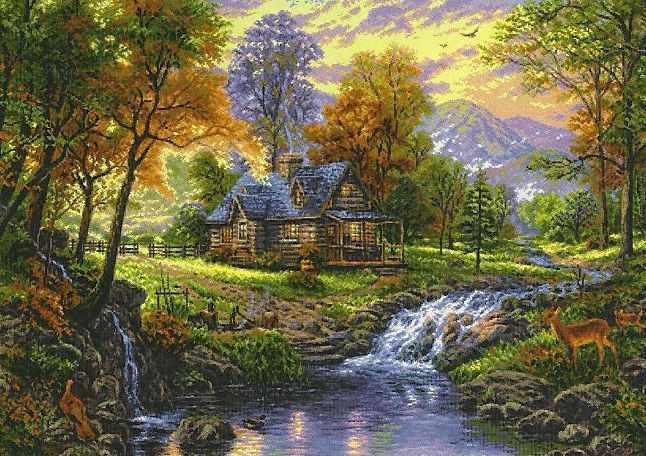 0975 Autumns paradise