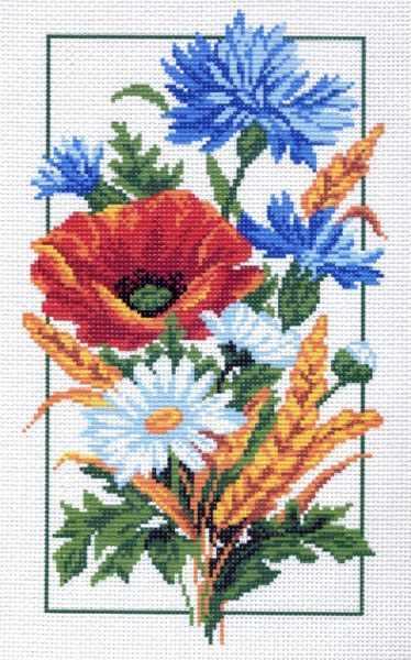 743 Полевые цветы (МП)